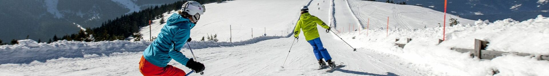 Skiing at Stuhleck